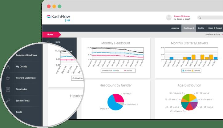 KashFlow Software Overview