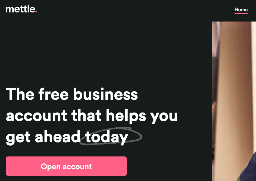 Mettle - Small Business Banking
