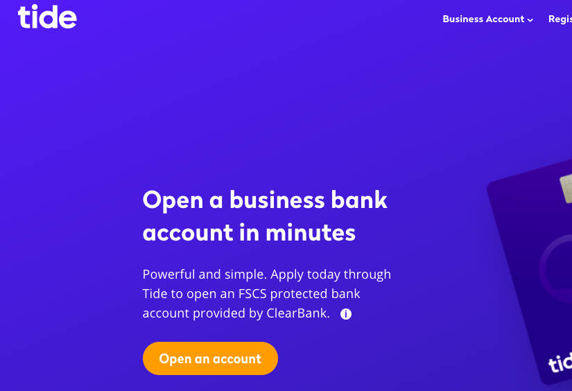 Tide - Small Business Banking