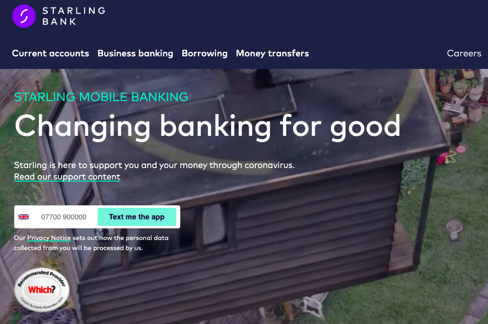 Starling - Small Business Banking