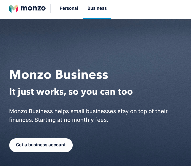 Monzo - Small Business Banking