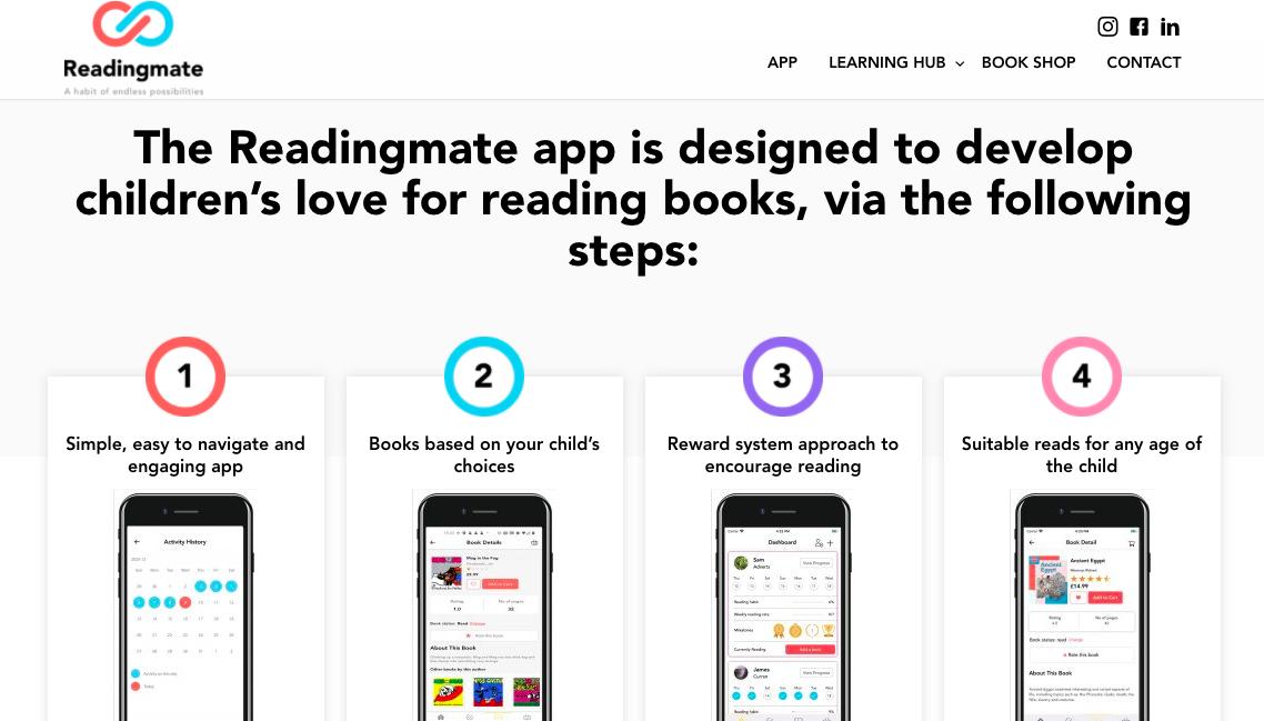 Readingmate Screenshot